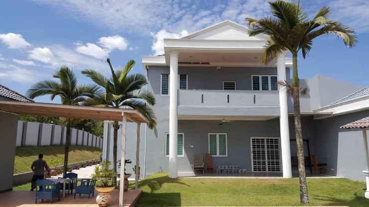EXTERIOR_BUILDING Alamar Hills Pool Villa & Hot Spring