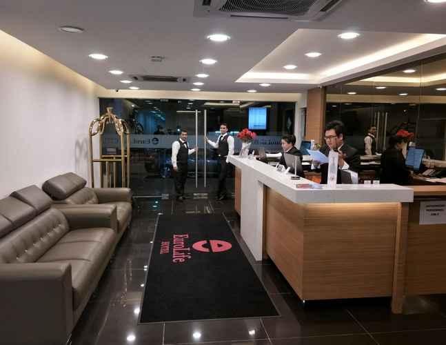 BEDROOM Euro Life Hotel @ KL Sentral