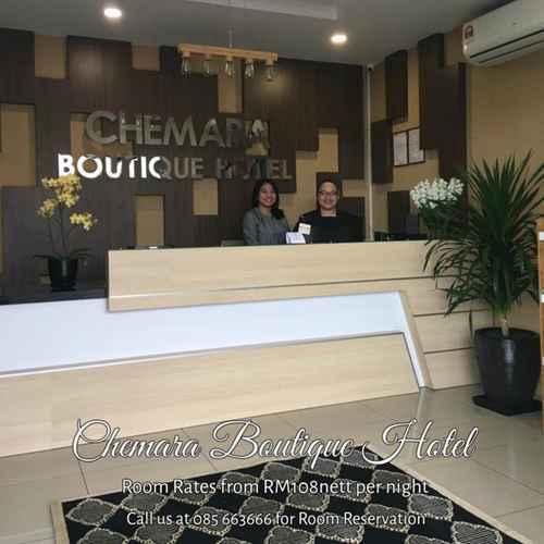 LOBBY Chemara Boutique Hotel