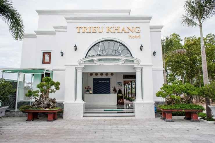EXTERIOR_BUILDING Khách sạn Triều Khang Cam Ranh