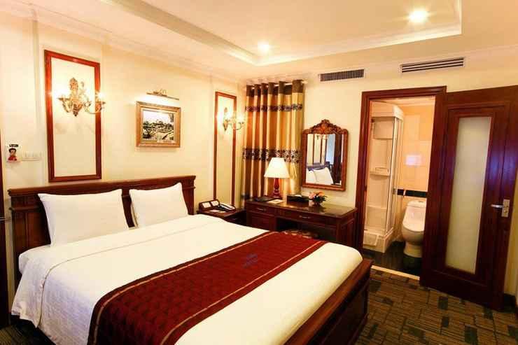 BEDROOM Eden Hotel - Yet Kieu