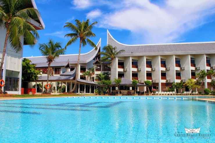 SWIMMING_POOL The Grand Beach Resort Port Dickson