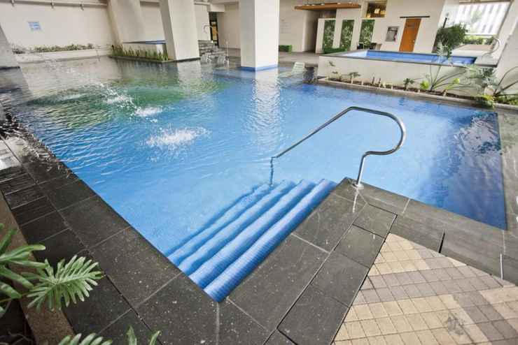 SWIMMING_POOL 3-Star Mystery Serviced Residences in Ortigas
