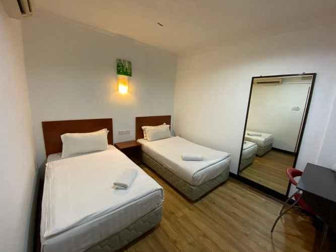 BEDROOM Switz Paradise Hotel