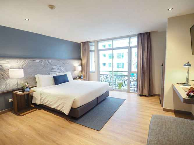 EXTERIOR_BUILDING Asok Residence Sukhumvit by Urban Hospitality