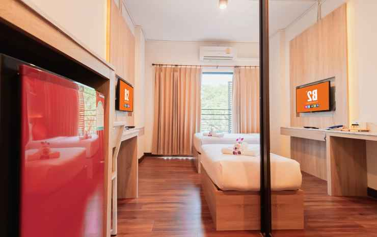 B2 Khamtieng Boutique & Budget Hotel Chiang Mai - Superior Room