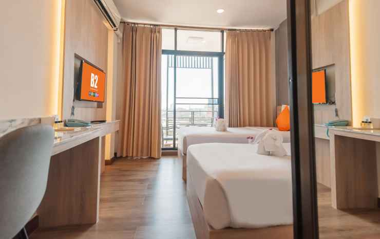 B2 Khamtieng Boutique & Budget Hotel Chiang Mai - Deluxe Room