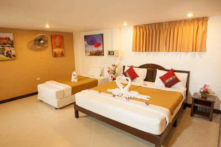BEDROOM Rich Resort Beachside Hotel