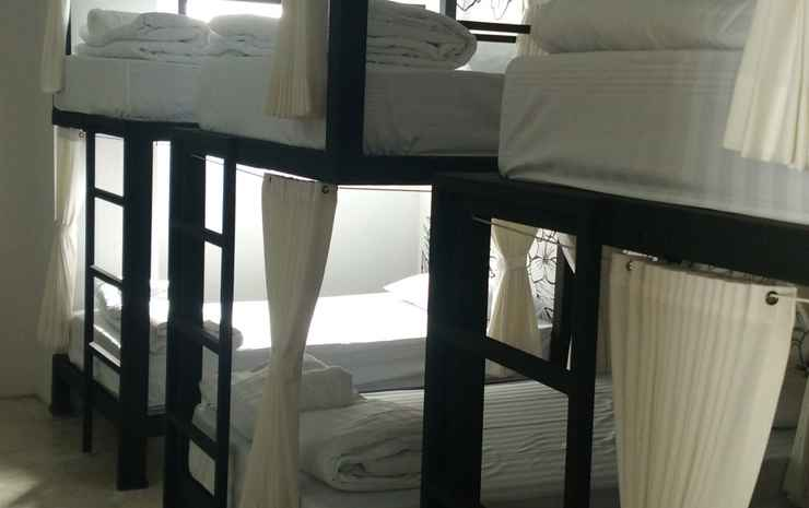 Tree Residences Chiang Mai - Family Room with 3 Bunk Beds shared bathroom