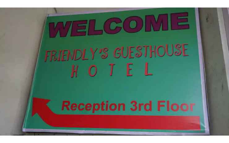 LOBBY Friendly's Guesthouse Hotel