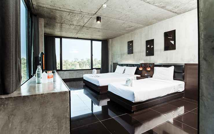 B2 Black Business & Budget Hotel Chiang Mai - Deluxe Triple Room