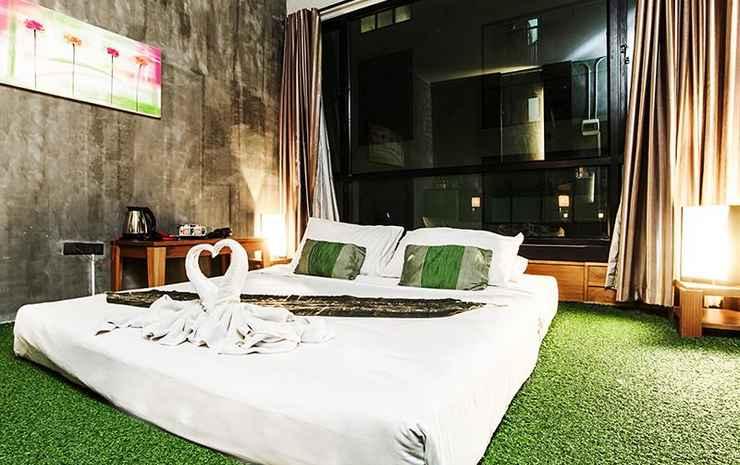 B2 Green Boutique & Budget Hotel Chiang Mai - Green Room