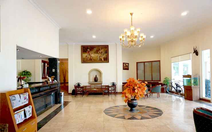 LOBBY Candisari Syariah Hotel & Resto