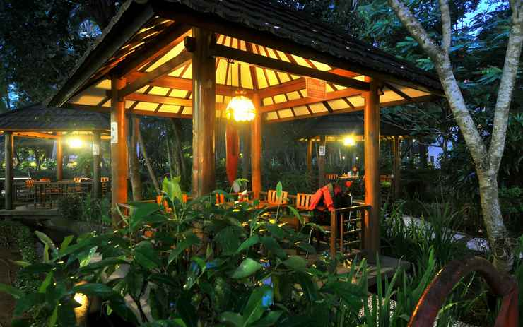 BAR_CAFE_LOUNGE Candisari Syariah Hotel & Resto