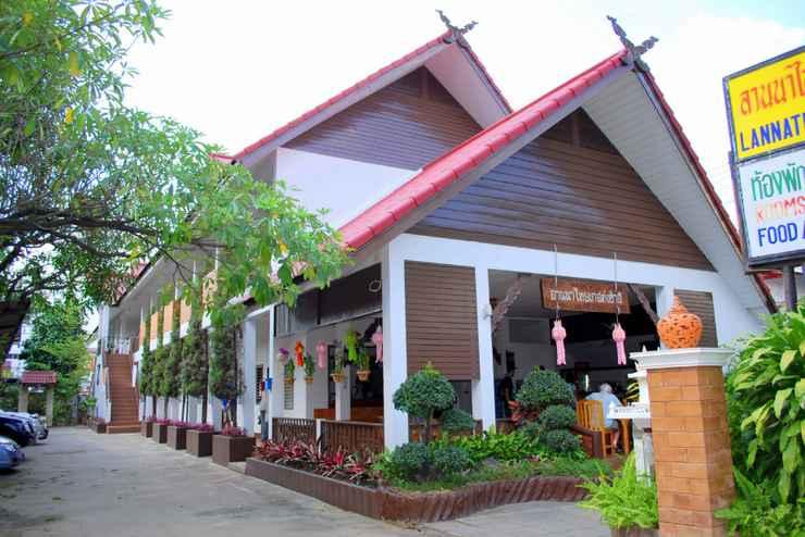 EXTERIOR_BUILDING ลานนาไทย เกสเฮ้าส์