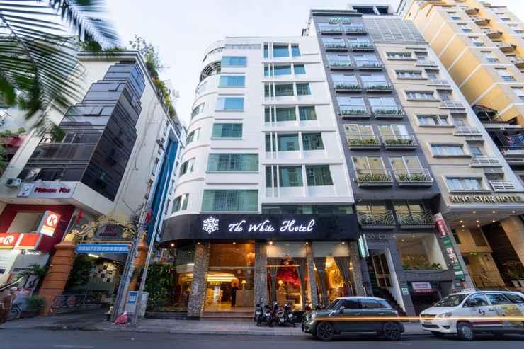 EXTERIOR_BUILDING Khách sạn The White 8A Thái Văn Lung
