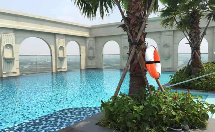 SWIMMING_POOL Sunny Tropical Serviced Apartment Hotel
