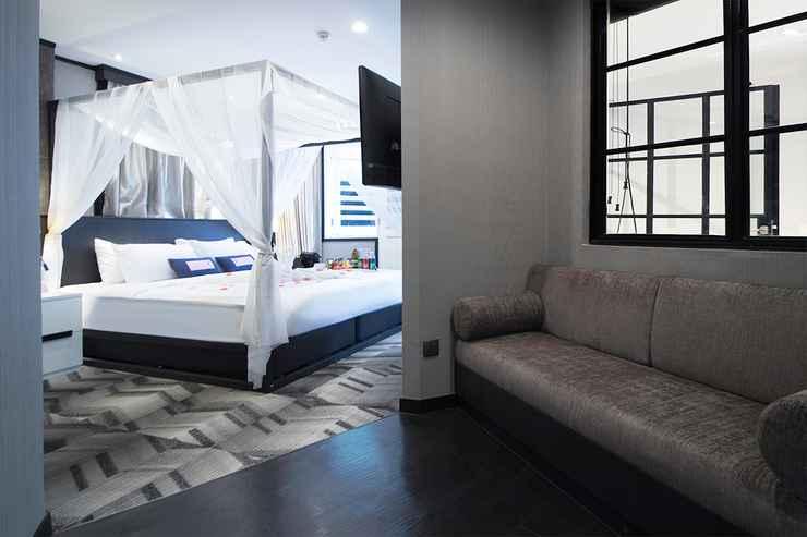 BEDROOM Hotel Nuve Urbane