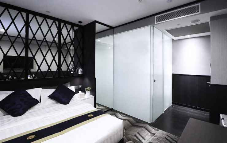 Hotel Nuve Urbane Singapore - Deluxe Queen without window