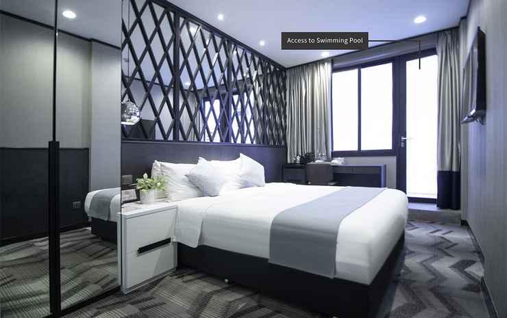 Hotel Nuve Urbane Singapore - Deluxe Queen Pool Access