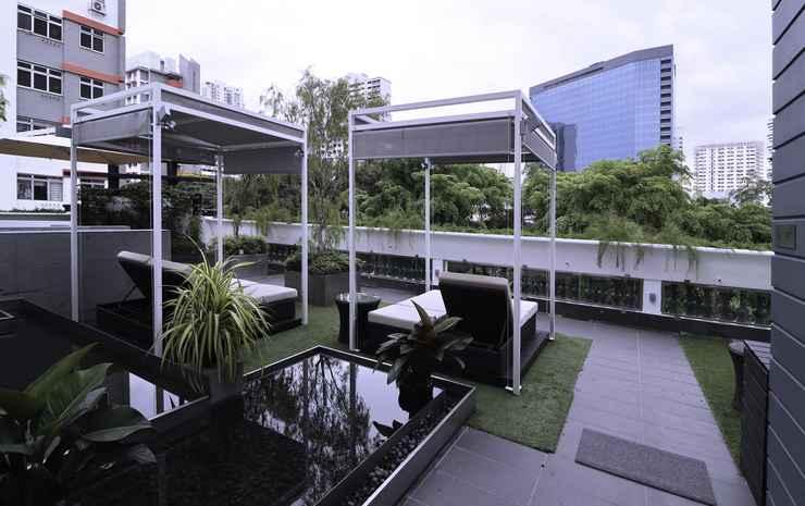 Hotel Nuve Urbane Singapore -