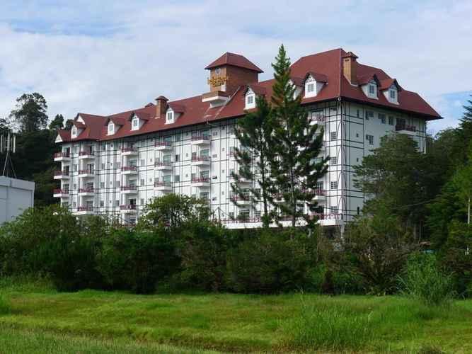 LOBBY Iris House Resort