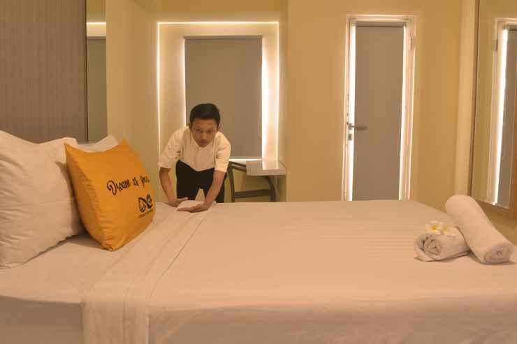 BEDROOM Candiland Apartment