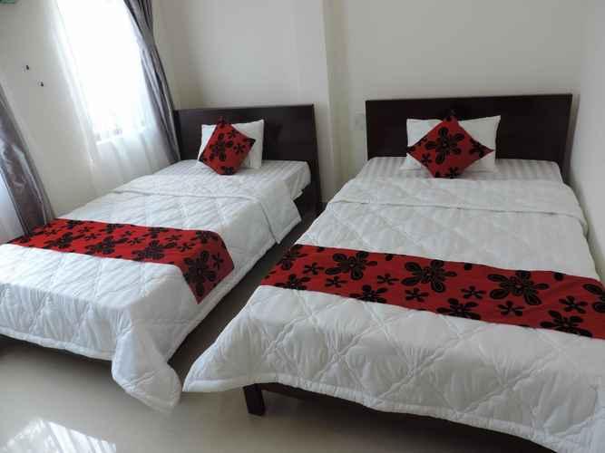 BEDROOM Khách sạn Cầu Rồng 2