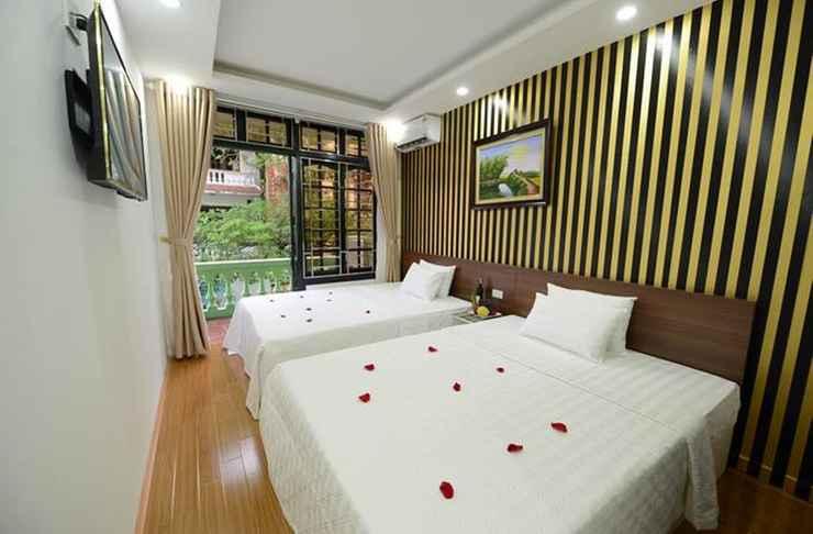 BEDROOM Nhà Nghỉ Hanoi Golden