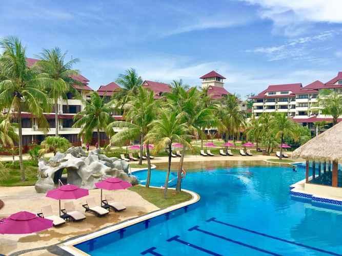EXTERIOR_BUILDING Sand & Sandals Desaru Beach Resort & Spa