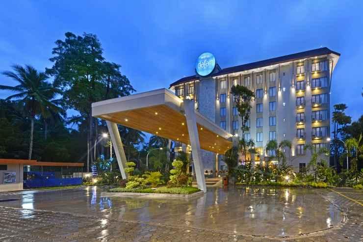 EXTERIOR_BUILDING Hotel Dafam Linggau