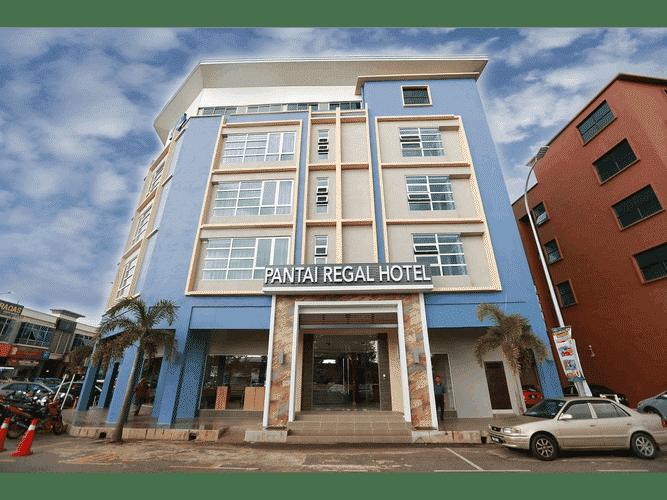 EXTERIOR_BUILDING Pantai Regal Hotel