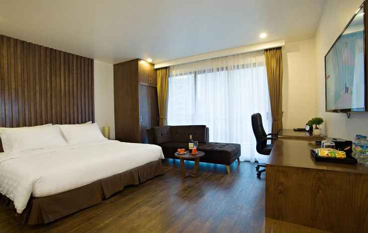 BEDROOM Poonsa Hanoi Hotel