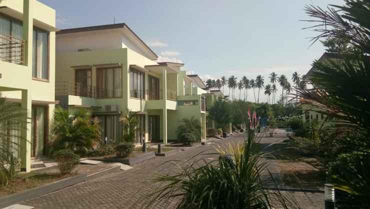 LOBBY Sutanraja Villa Amurang