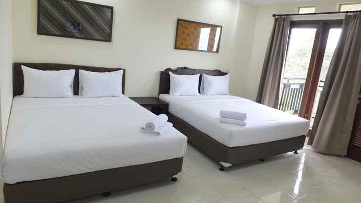 BEDROOM Taman Bukit Palem Resort