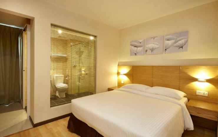 Hotel Six Seasons @ Mid Valley Kuala Lumpur - Deluxe Queen (Room Only)
