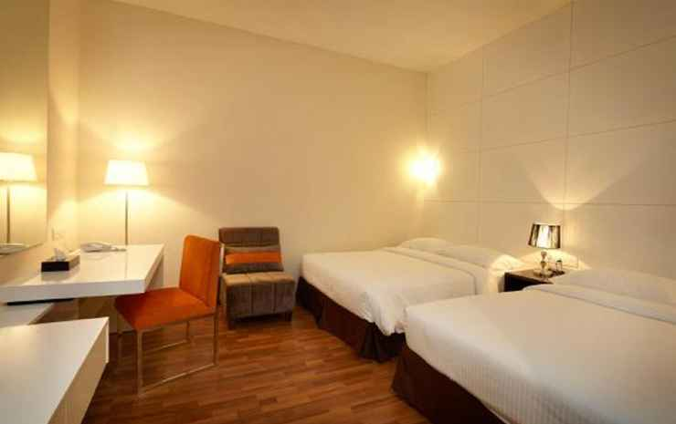 Hotel Six Seasons @ Mid Valley Kuala Lumpur - Executive Suite (Room Only)