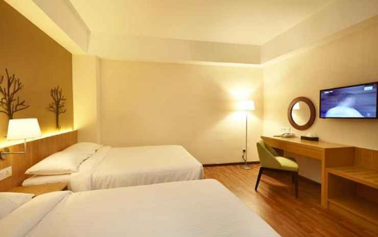 Hotel Six Seasons @ Mid Valley Kuala Lumpur - Deluxe Suite (Room Only)