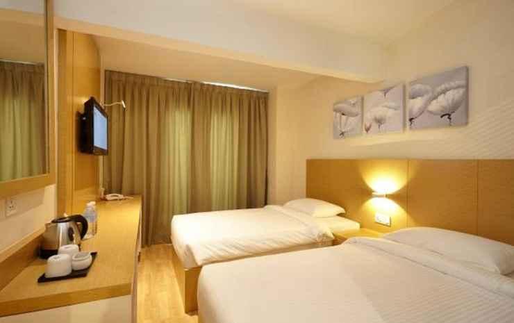 Hotel Six Seasons @ Mid Valley Kuala Lumpur - Deluxe Twin (Room Only)