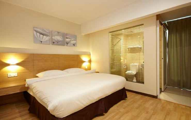 Hotel Six Seasons @ Mid Valley Kuala Lumpur - Deluxe King (Room Only)