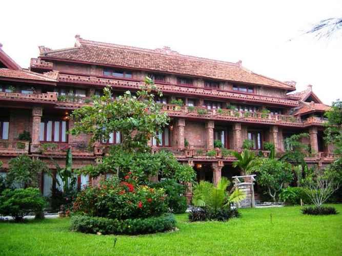 EXTERIOR_BUILDING Vạn Chài Resort