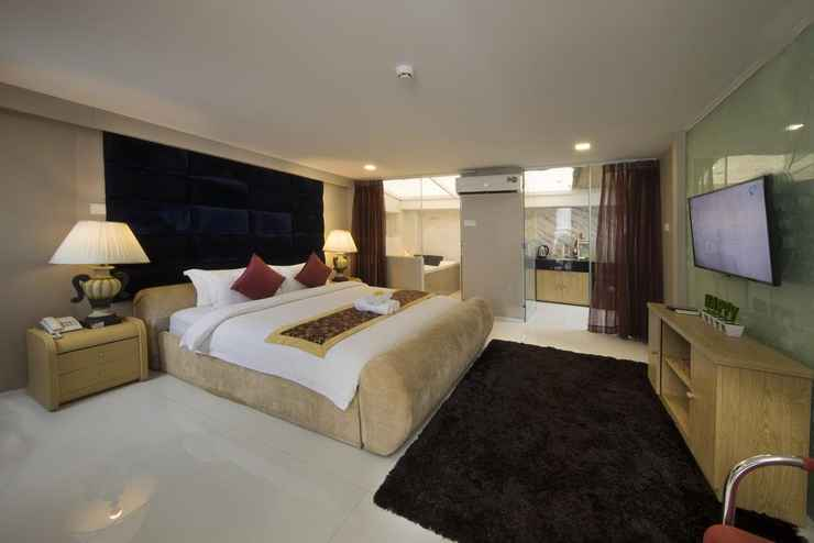 BEDROOM Happy Suites Serviced Apartment