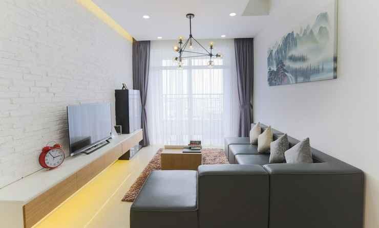 LOBBY Tan Apartment - Prince Residence