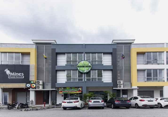 EXTERIOR_BUILDING Clover Hotel Ipoh