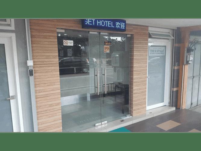 EXTERIOR_BUILDING Pekan Budget Hotel