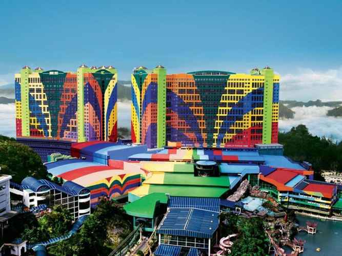EXTERIOR_BUILDING Resorts World Genting - First World Hotel