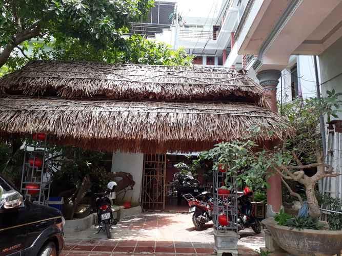 EXTERIOR_BUILDING Khách sạn Tràng An