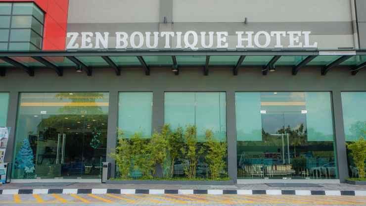 EXTERIOR_BUILDING Zen Boutique Hotel