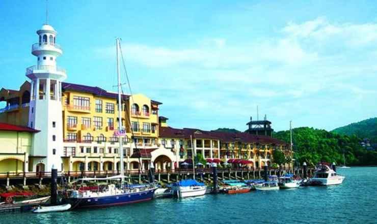 EXTERIOR_BUILDING Resorts World Langkawi