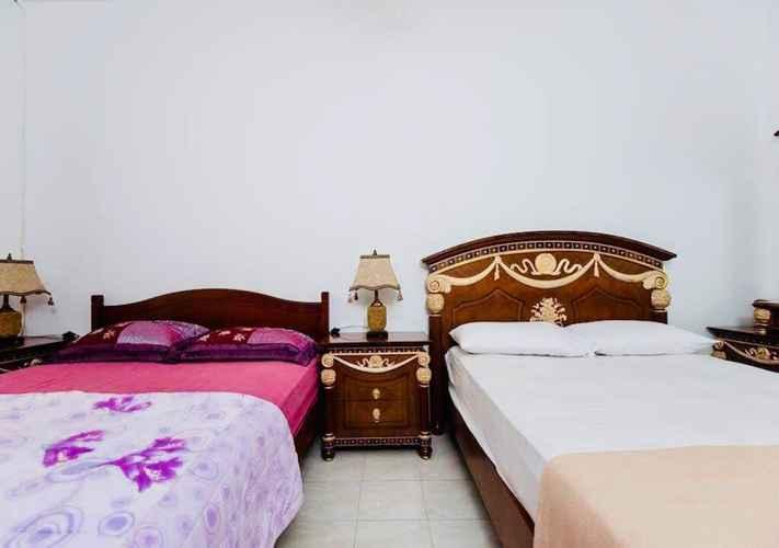 BEDROOM Vin Guesthouse Kuala Lumpur